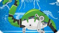 Игра Роботы Динозавры: Конструктор