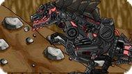 Игра Роботы Динозавры Приключения: Терминатор Т-Рекс