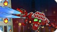 Игра Роботы Динозавры: Ремонт Спинозавра