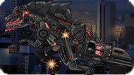 Игра Роботы Динозавры: Ремонт Терминотора Т-Рекса