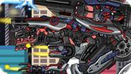 Игра Роботы Динозавры: Терминатор Компсогнат