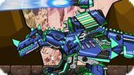 Игра Роботы Динозавры: Цератозавр Трансформер