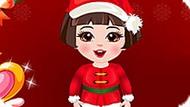 Игра Рождество Малышки Севен