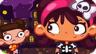 Игра Безделье В Хэллоуин