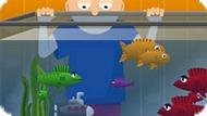Игра Считаем Рыбок