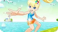 Игра Серфинг С Полли Покет