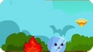 Игра Шарики Огонь И Вода Приключения