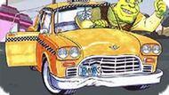 Игра Шрек Таксист