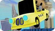 Игра Сим Такси В Нью Йорке