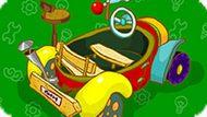 Игра Смешарики: Собери Пиномобиль