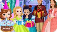 Игра София Прекрасная: День Рождения Королевы Миранды