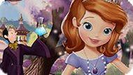 Игра София Прекрасная И Седрик Готовят Волшебное Зелье