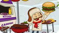 Игра Безумные Бургеры