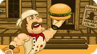 Игра Безумные Бургеры 2