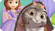 Игра София Прекрасная Ухаживает За Кроликом