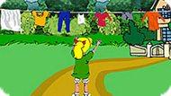 Игра Биби — Маленькая Волшебница: Грозовая Туча