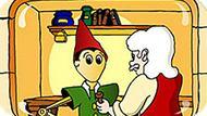 Игра Создай Пиноккио