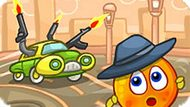Игра Спаси Апельсин 7: Космическое Путешествие