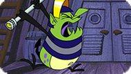 Игра Билли И Мэнди: Битва Смерти Грим