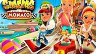Игра Subway Serfers: Монако
