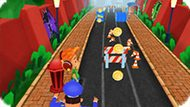 Игра Subway Surfers: Хулиганы На Скейтах