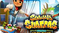 Игра Subway Surfers: Исландия