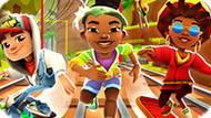 Игра Subway Surfers: Мадагаскар