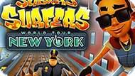 Игра Subway Surfers: Нью-Йорк