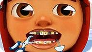 Игра Subway Surfers: Проблемы С Зубами