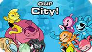 Игра Sushi Pack: Спасти Город