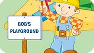 Игра Боб Строитель: Детская Игровая Площадка