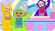 Игра Телепузики: Чудо-Машина