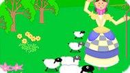 Игра Телепузики: Маленькие Овечки