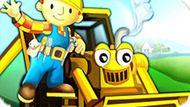 Игра Боб Строитель: Гонка На Тракторе