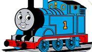Игра Томас И Его Друзья: Раскраски