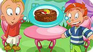 Игра Тото: Сладости Для Детей