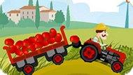 Игра Тракторы: Фермерский Экспресс
