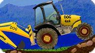 Игра Тракторы: Триал На Экскаваторе 2