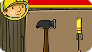 Игра Боб Строитель: Уборка В Мастерской