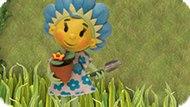 Игра Цветочная Поляна Фифи