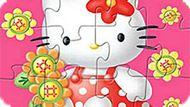 Игра Цветы Хелло Китти