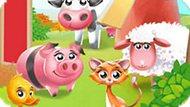 Игра Учим Животных На Ферме