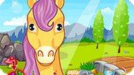 Игра Уход За Лошадью Принцессы