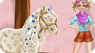 Игра Уход За Волшебной Лошадью