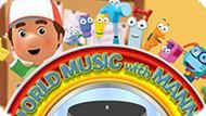 Игра Умелец Мэнни: Мировая Музыка