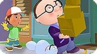 Игра Умелец Мэнни: Не Упустите Г-На Лопарта