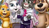 Игра Веселая Свадьба Тома И Анжелы
