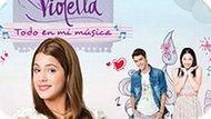 Игра Виолетта: Все В Моей Музыке