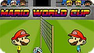 Игра Волейбол Головами Марио