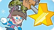 Игра Волшебные Родители: Волшебная Заморозка